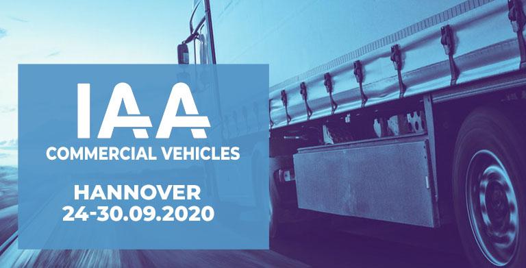 IAA Commercial Vehicles 2020